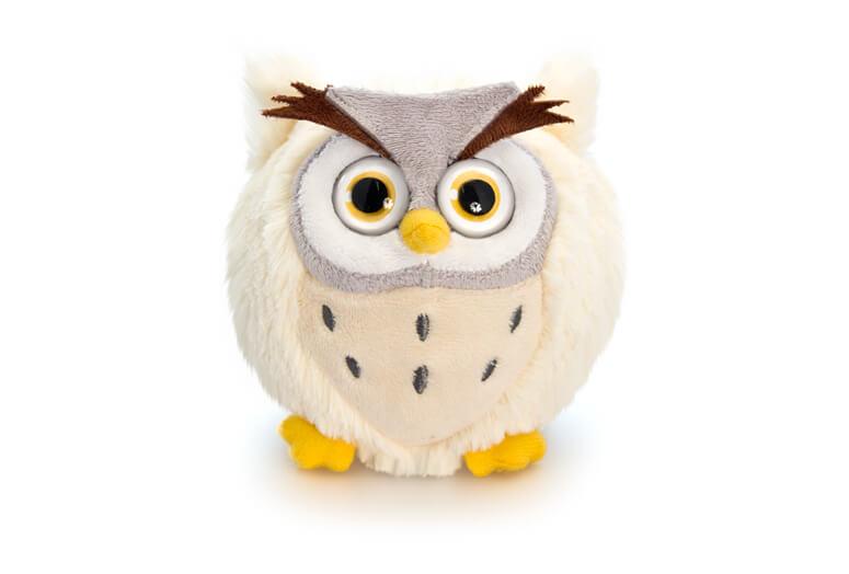 Cream-Owl