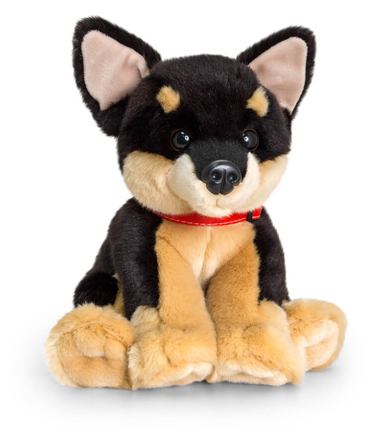 Soft Dog Toys : Puppies keel toys ltd