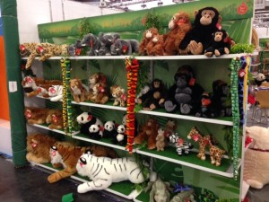 We are going wild for the International Toy Fair!